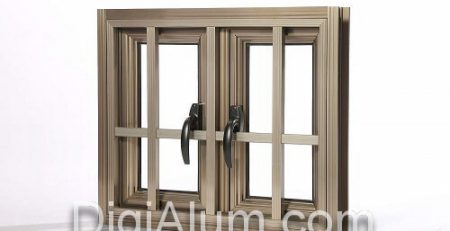 پنجره دوجداره آلومینیومی