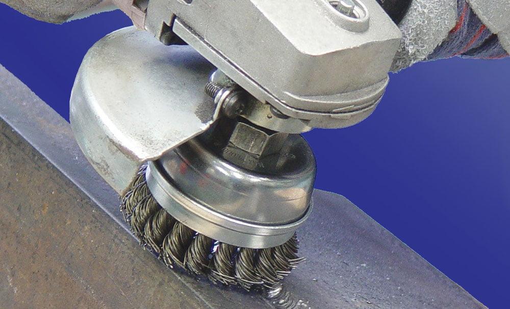 دستگاه براشینگ پروفیل آلومینیوم