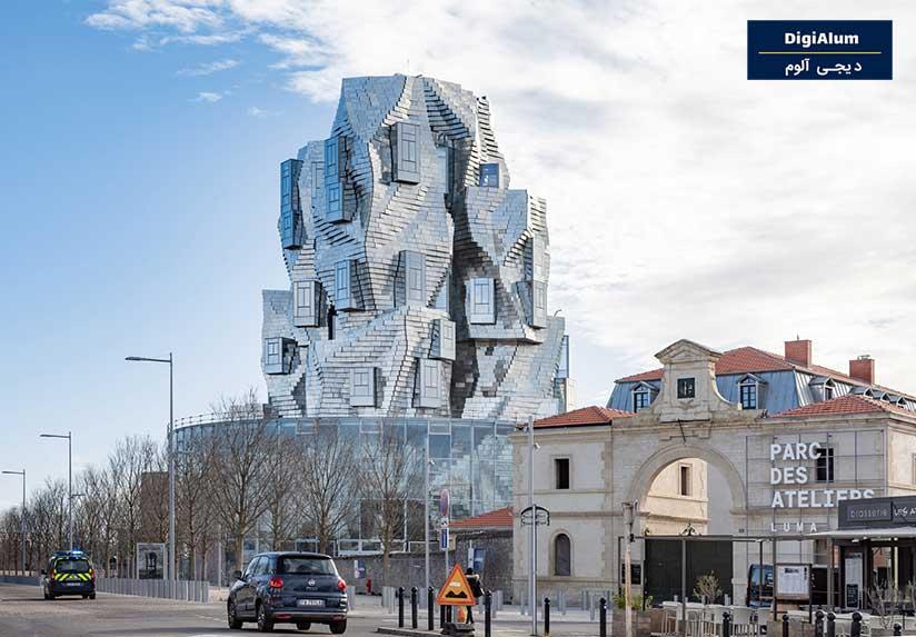 برج Luma Arles