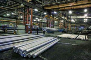 افزایش تولید شمش آلومینیوم در ایران