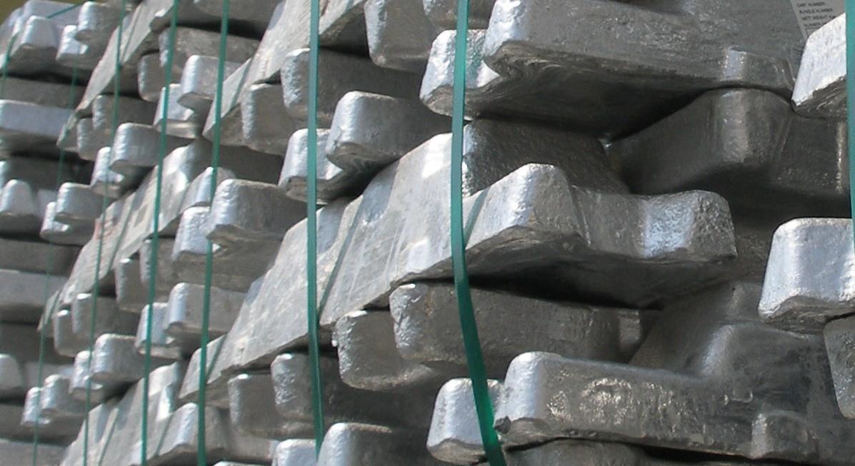 افزایش قیمت آلومینیوم در بورس لندن