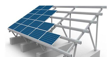 فریمهای آلومینیومی پنل خورشیدی