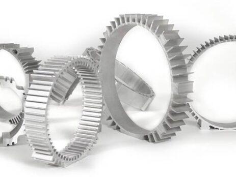 بدنه موتور آلومینیومی