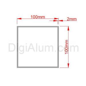 قوطی آلومینیوم 100-100