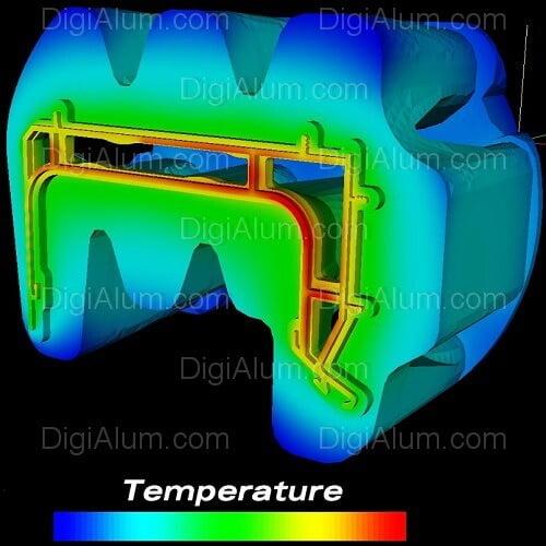 طراحی قالب اکستروژن
